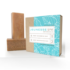 Sabonete Jeunesse DUO Body Bar SPA Botanicals