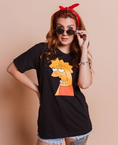 T-Shirt Lisa Simpsons - comprar online