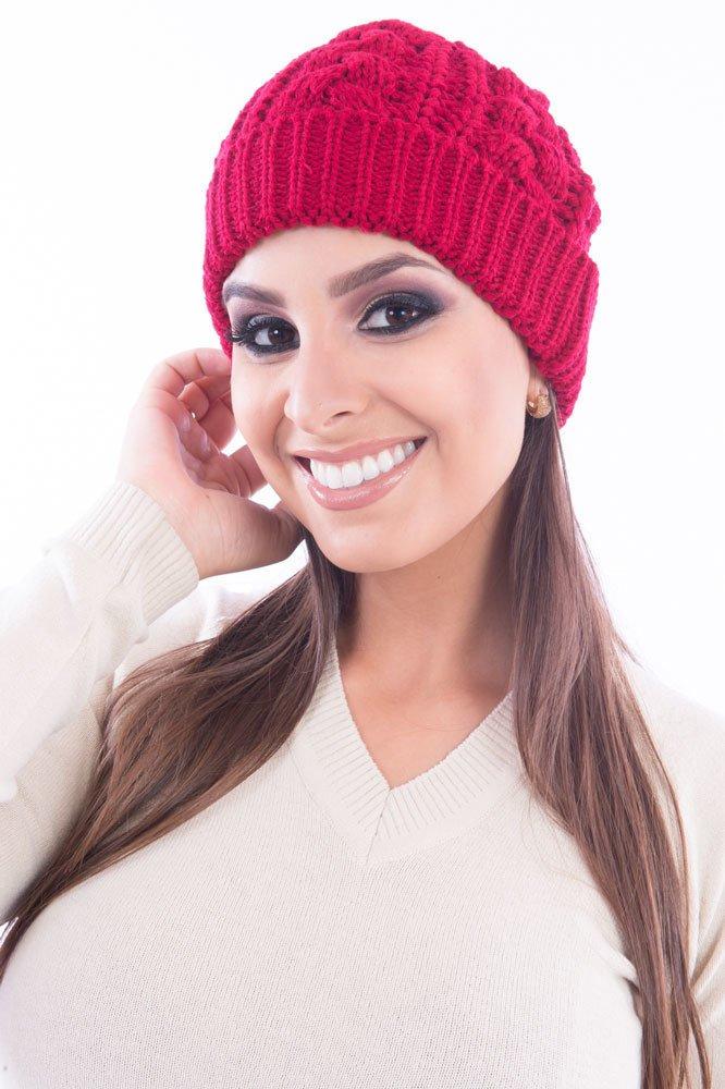 Touca Damer Dobra Vermelha – LOJA GOOD MOOD c1e1544c6d3