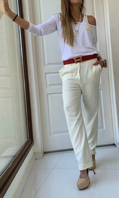 saint louis pant - kowloon Outfit