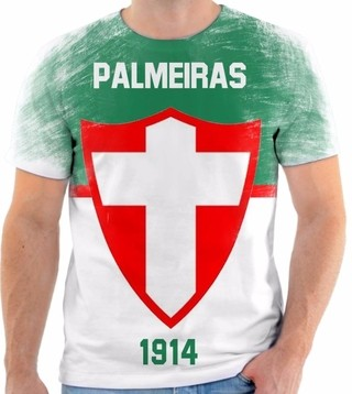 06bcdb898f CAMISETA ESCUDO DO PALMEIRAS - Comprar em Uai Shirt