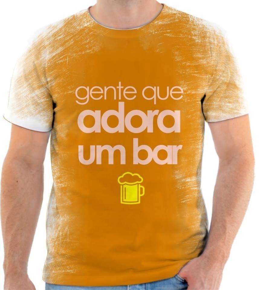 Camiseta Tumblr Gente Que Adora Um Bar Uai Shirt