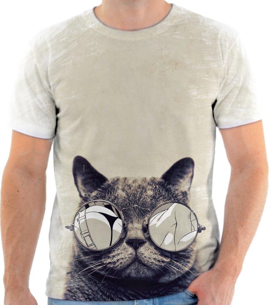 0baf468be UAI CAMISETA GATO TUMBLR - Comprar em Uai Shirt