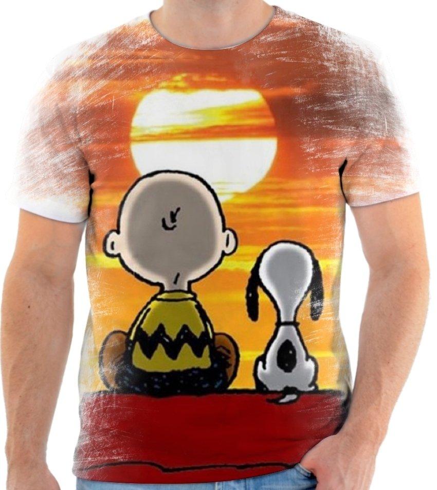 UAI CAMISETA SNOOPY POR DO SOL - Comprar em Uai Shirt eb0201a3d63