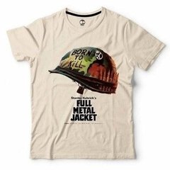 Full Metal Jacket | Remera | Craneo Remeras De Cine
