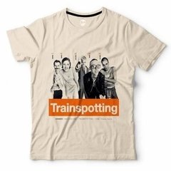 Trainspotting | Remera 100% Alg. | Craneo Remeras De Cine