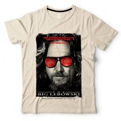 The Big Lebowski | 100% Algodón | Craneo Remeras De Cine