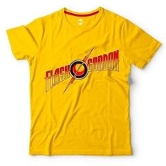 Flash Gordon | Remera 100% Algodón | Craneo Remeras De Cine