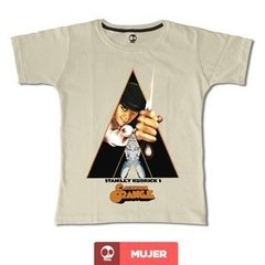 Clockwork Orange - Remera Craneo - Mujer