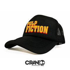 Gorra Craneo Trucker - Pulp Fiction