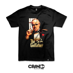 Godfather | Remera 100% ALG | Craneo Remeras De Cine