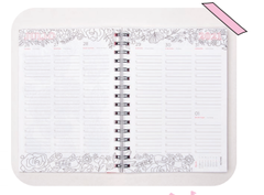 Agenda Mooving Coloring Therapy 2021 - comprar online