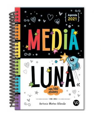 Agenda Paulo Coelho Tapa Dura 2021 Libreria Saturno