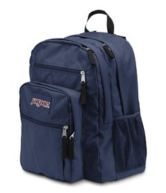 JanSport Big Student  Navy - comprar online