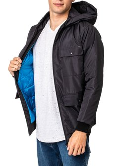 CAMPERA SUPER SLIM NYLON AUSTRAL