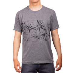 REMERA REGULAR FULL FLORES - comprar online