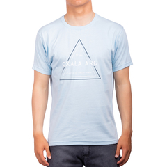 REMERA REGULAR TRIANGULO