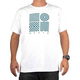 REMERA REGULAR GEOMETRICA