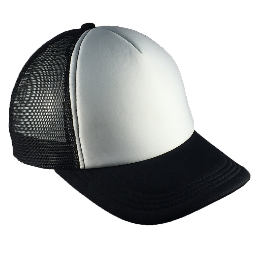 Gorra Trucker 1 Color + Frente Blanco - Mol Hats 98c017e44c0