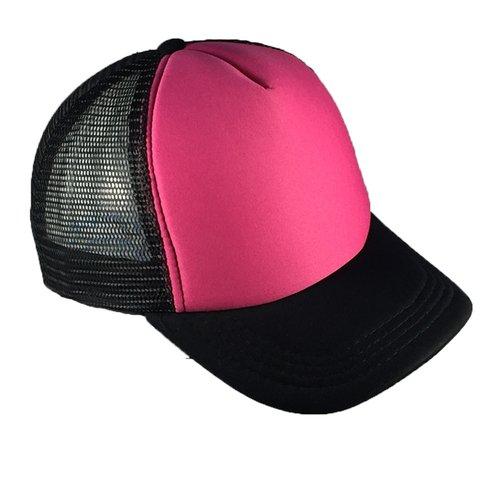 Comprar Gorras con Visera (Caps) en Mol Hats  Negro fucsia ... 61959ba098f