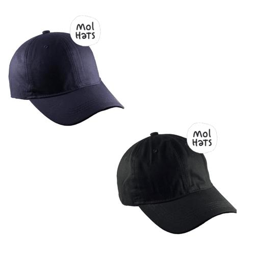 ce32b80f57a2a Gorra Clásica de Gabardina (Velcro) - Mol Hats