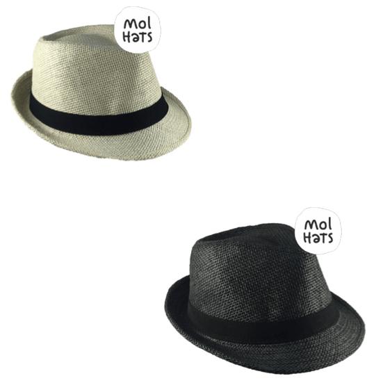 168a475ed8713 Sombrero tipo Panamá   Playeros - Comprar en Mol Hats