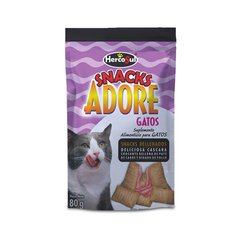 SNACKS ADORE GATO ADULTO 80 gr