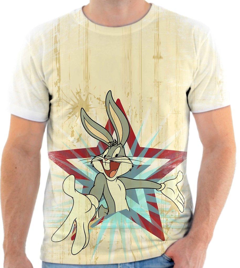 326ad8afb Camisa Camiseta Desenho Pernalonga 03
