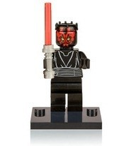 Darth Maul (Lego) en internet