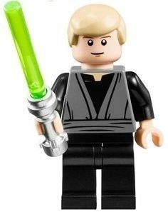 Luke Skywalker (Lego) en internet