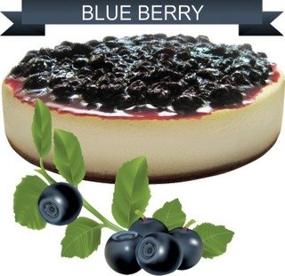 CHEESECAKE BLUE BERRY 1,8kg