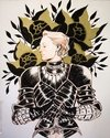 Original - Brienne of Tarth - Lucas Werneck - buy online