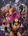 Print A3 - X Men - Marvel - Lucas Werneck - buy online