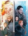 Print A3 - Game Of Thrones Color - Lucas Werneck - buy online
