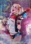 Print A3 - Harley Quinn - Suicide Squad - Lucas Werneck