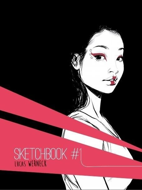 Sketchbook- Volume 1  - Lucas Werneck