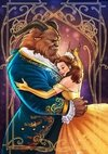 Print A3 - Beauty and the Beast - Disney - Lucas Werneck