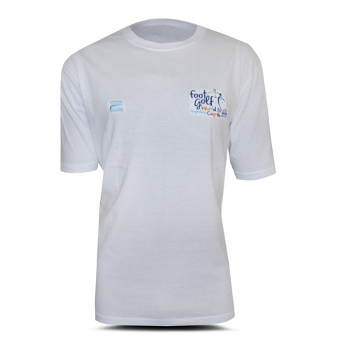 Remera de algodón Footgolf World Cup 2016