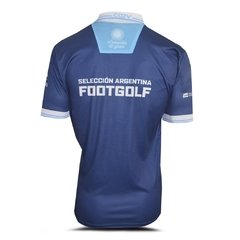 Chomba Oficial Footgolf World Cup 2016 Azul - comprar online