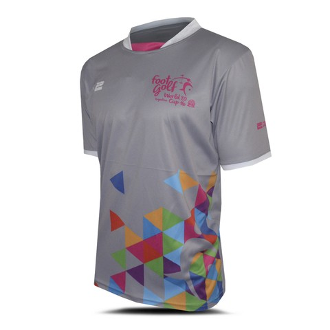 Remera Footgolf World Cup 2016