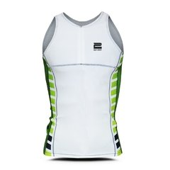 Top Triatlon Cozy Sport - Blanco-Verde - comprar online