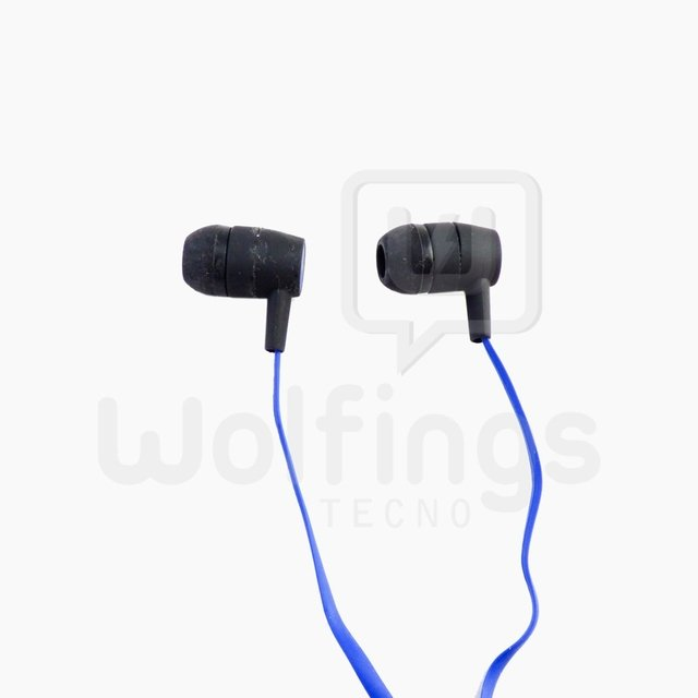 Auricular In Ear IGOODLO IG-2700 Varios Colores [Cod. AUR-006] - Wolfings