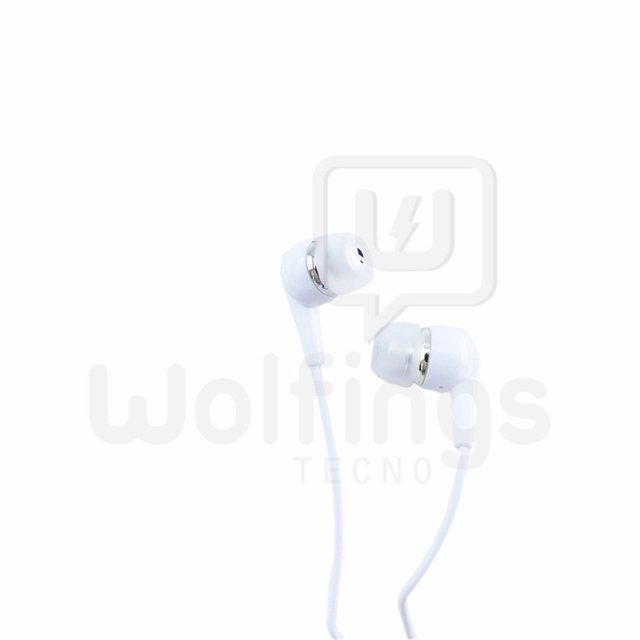 Auricular In Ear XD-601 Varios Colores [Cod. AUR-003] - Wolfings