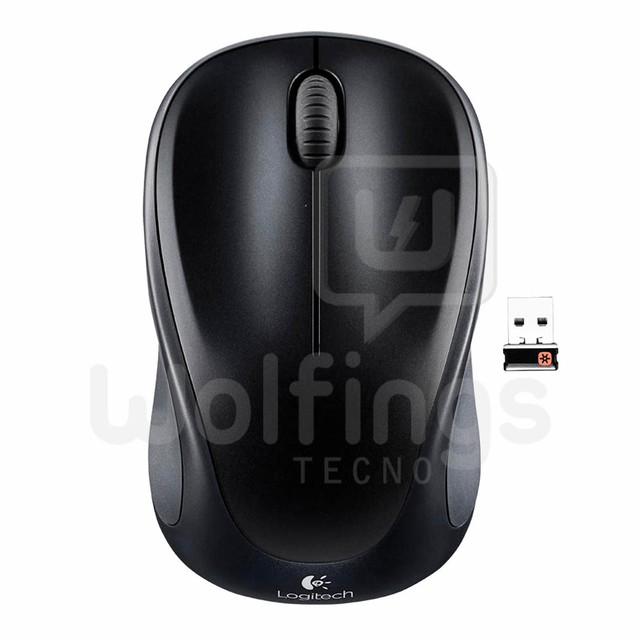 Mouse Inalambrico Logitech M317 Negro Unifying USB Nano [Cod. MOU-008] - comprar online