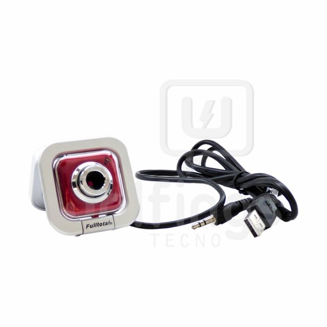 Webcam con Microfono 2 MP WE-120 Fulltotal Varios Colores [Cod. [WEC-003] en internet