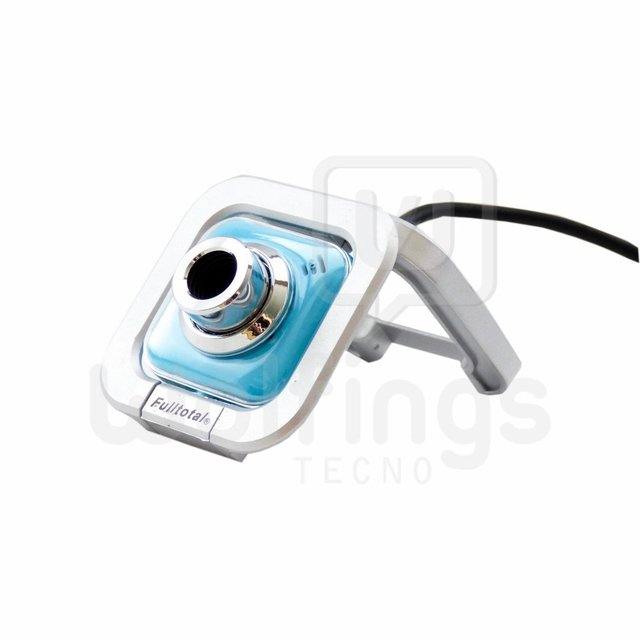 Webcam con Microfono 2 MP WE-120 Fulltotal Varios Colores [Cod. [WEC-003]