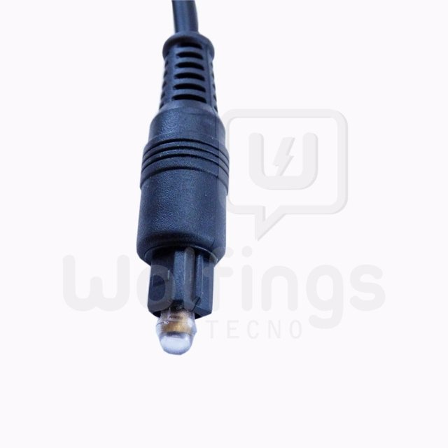 Cable Adaptador Fibra Optica de 2 metros [Cod. CAB-024]