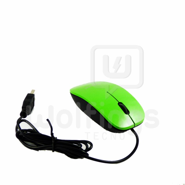 MOUSE OPTICO FULLTOTAL. VARIOS COLORES MO-2015 [Cod. MOU-005]
