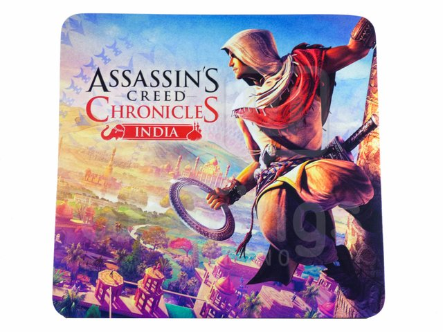 PAD Assasin's Creed edicion INDIA [Cod. MOP-001] - comprar online