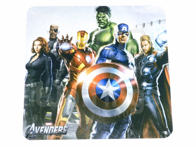 PAD The Avengers Super Heroes [Cod. MOP-001]